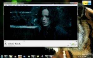 Gambar Tampilan VLC