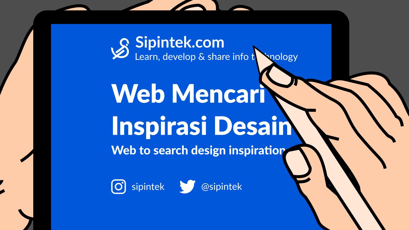 Gambar Tempat Untuk Mencari Inspirasi Desain Website Terbaik